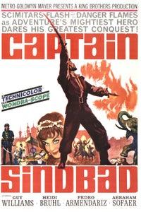 Captain Sinbad as El Kerim