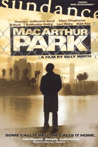 MacArthur Park as Hoover Blue