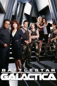 Battlestar Galactica as Dr. Gaius Baltar