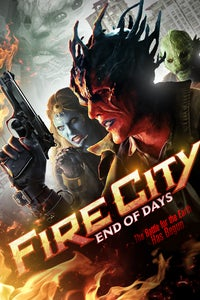 Fire City: End of Days as Bill