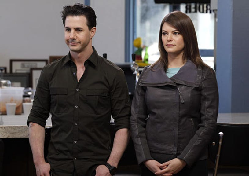 Top Chef: Just Desserts - Johnny Iuzzini and Gail Simmons