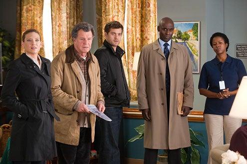 "Season 3 - "" The Firefly"" - Anna Torv, John Noble, Joshua Jackson and Lance Reddick"