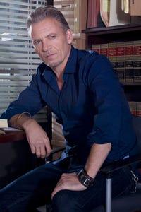 Callum Keith Rennie as McQuaid
