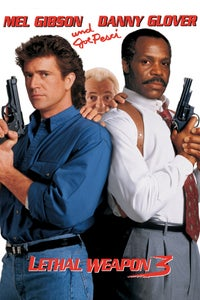 Lethal Weapon 3 as Herman Walters