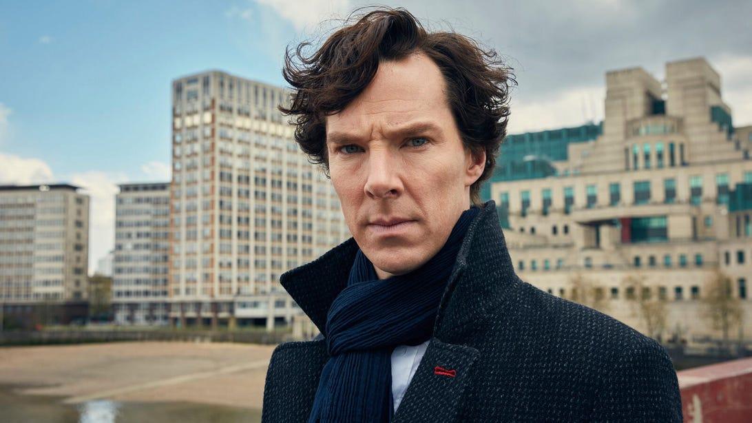 Benedict Cumberbatch, Sherlock
