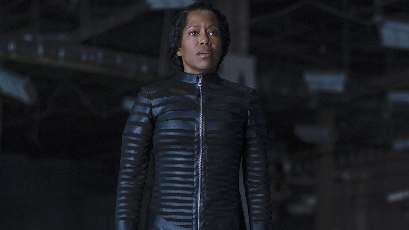 Regina King, Watchmen