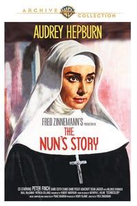 The Nun's Story as Gabrielle Van Der Mal