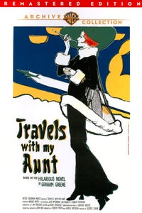 Travels With My Aunt as Aunt Augusta Bertram