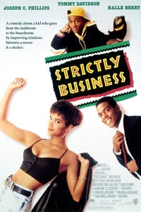 Strictly Business as Monroe
