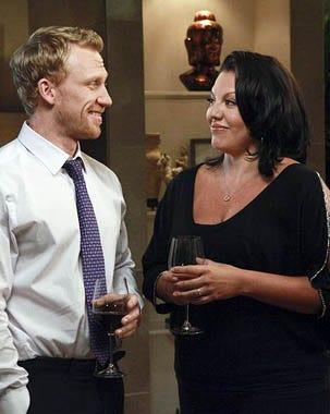 "Grey's Anatomy - Season 8 - ""Loss, Love and Legacy"" - Kevin McKidd, Sara Ramirez"