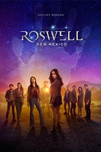 Roswell, New Mexico as Tripp