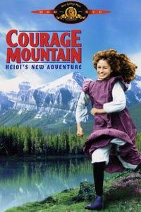 Courage Mountain as Heidi