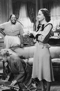 Beulah Bondi as Bertha Barnes