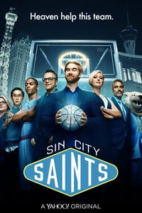 Sin City Saints as Dusty Halford