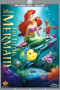 The Little Mermaid as Ariel
