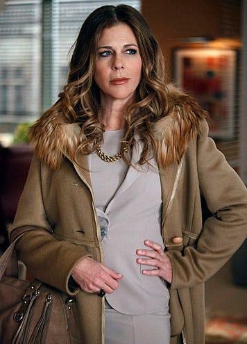 The Good Wife - Season 2 - Rita Wilson