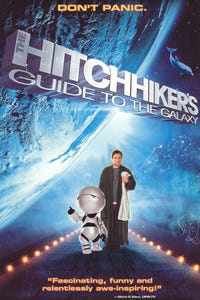 The Hitchhiker's Guide to the Galaxy as Trish McMillan/Trillian