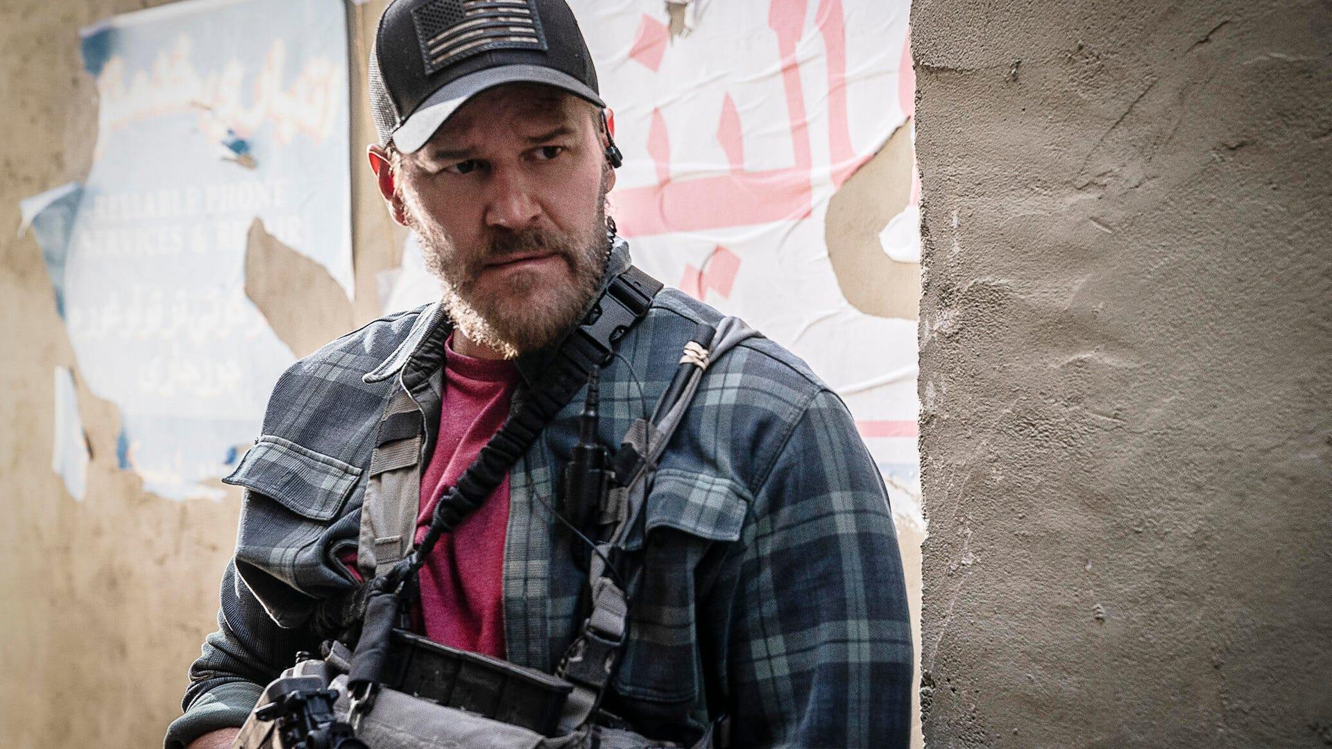 David Boreanaz, SEAL Team