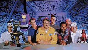 Netflix's Mystery Science Theater 3000 Revival Gets a Premiere Date
