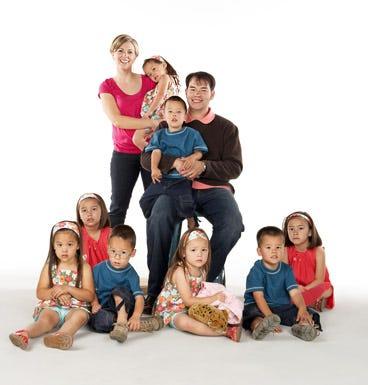 Jon & Kate Plus 8 - Season 4 - Gosselin family