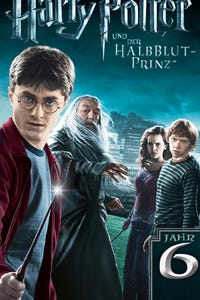 Harry Potter and the Half-Blood Prince as profesor Minerva McGonagall