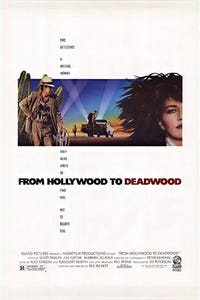 From Hollywood to Deadwood as Bobby