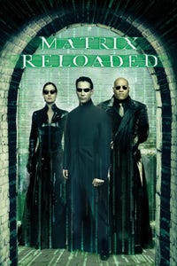 The Matrix Reloaded as Morpheus