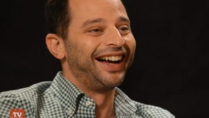 Nick Kroll and Steve Rannazzisi Pitch Their (Extremely Dirty) Version of The Grinder