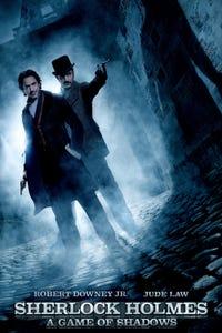 Sherlock Holmes: A Game of Shadows as Irene Adler