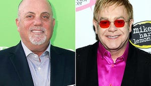 Did Billy Joel and Elton John Reconcile at Songwriters Hall of Fame?
