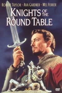 Les chevaliers de la table ronde as Guenièvre