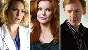 Mega Buzz on Grey's, Housewives, CSI: Miami, Tree Hill and More!