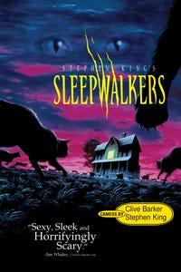 Stephen King's 'Sleepwalkers' as Lab Technician