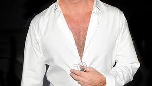 "Simon Cowell: I ""Regret"" Affair with Lauren Silverman"
