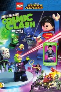LEGO DC Comics Super Heroes: Justice League: Cosmic Clash as Batman