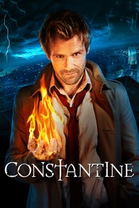 Constantine as Manny