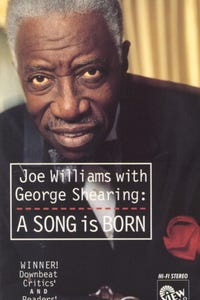 Joe Williams with George Shearing: A Song Is Born as Piano