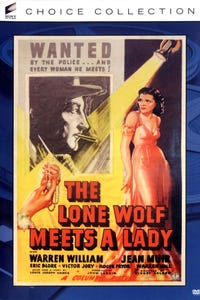 The Lone Wolf Meets a Lady as Clay Beaudine