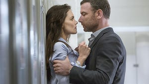 Katie Holmes Makes Her Debut (and Marks Her Territory) in New Ray Donovan Trailer