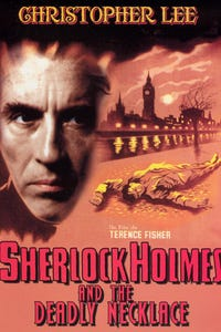 Sherlock Holmes and the Deadly Necklace as Peter Blackburn