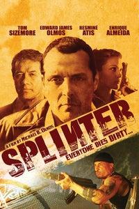 Splinter as Private Martinez