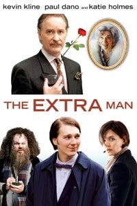 The Extra Man as Daisy