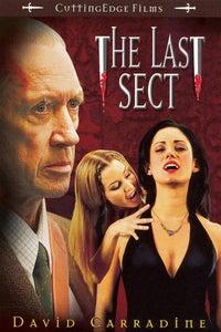 The Last Sect as Van Helsing