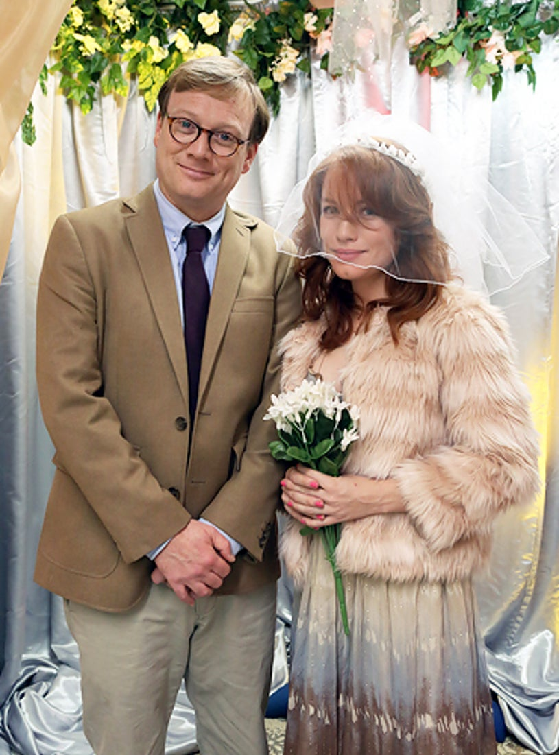 Review - Season 1 - Andy Daly, Maria Thayer