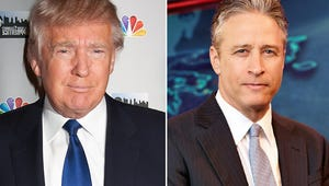 """Donald Trump Slams Jon Stewart After Comedian Reveals His """"Real Name"""""""