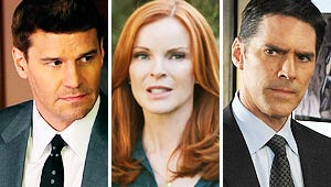Mega Buzz: The Bones Baby, a Housewives Relapse and a Minds Reunion