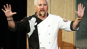 The New York Times Posts Scathing Review of Guy Fieri's New Restaurant