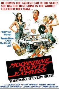 Moonshine County Express as Starkey