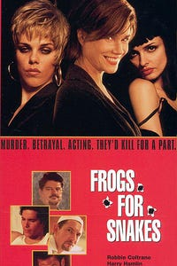Frogs for Snakes as Al Santana