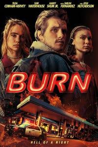 Burn as Fred